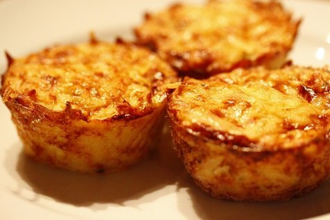 favoriete februari recepten kruidige aardappelmuffins bijgerecht