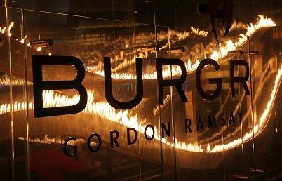 Hamburgers bij BURG