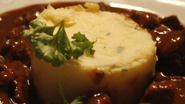 Verse aardappelpuree, een goede side dish