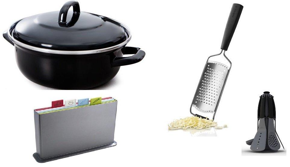 Favoriete keukenmaterialen Foodblog Foodinista voor Macaroni