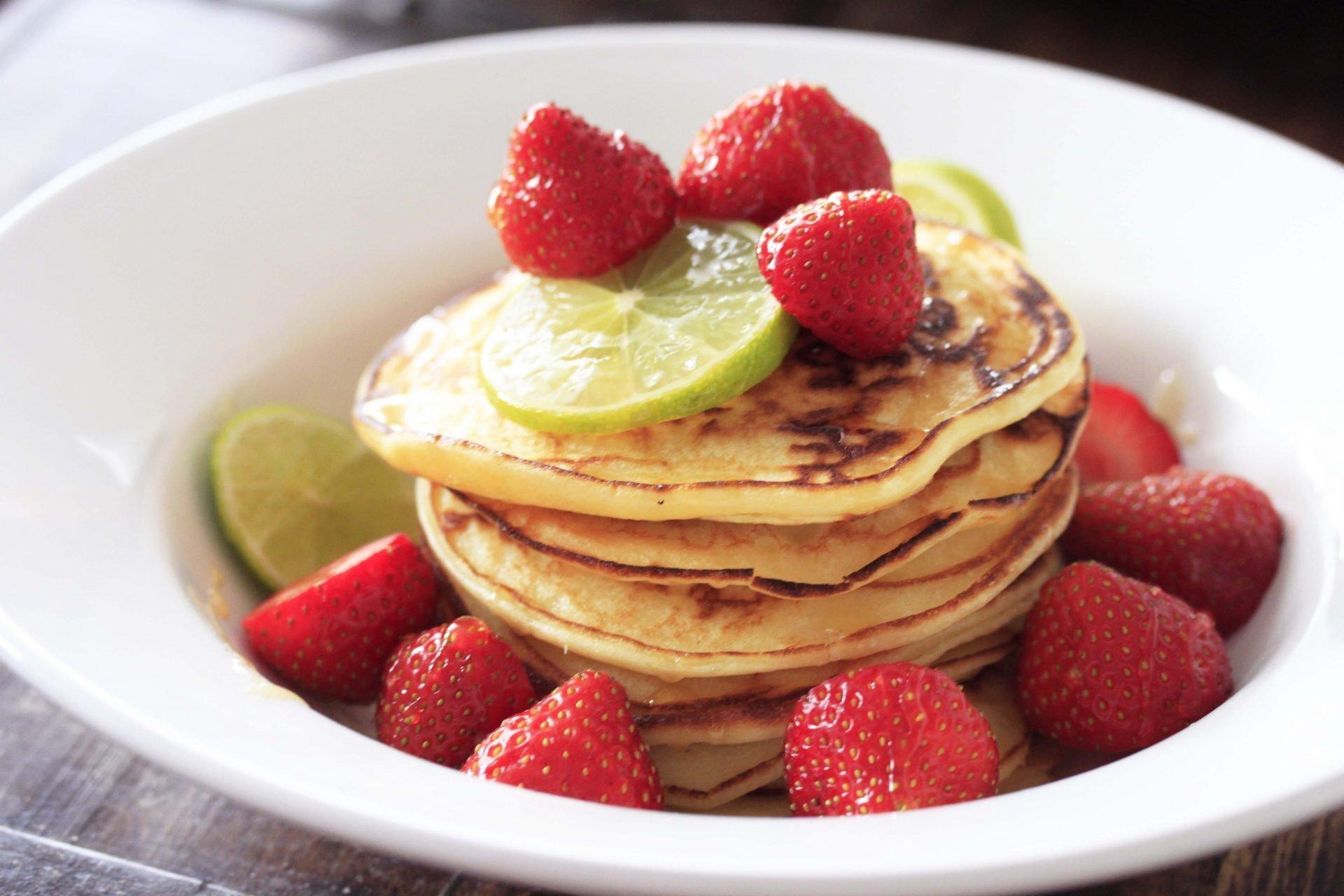 yoghurt pancake recept
