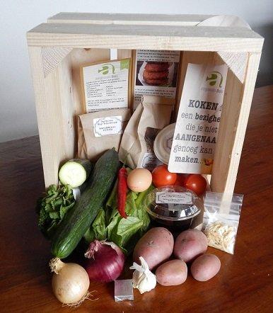 Parelgort Salade