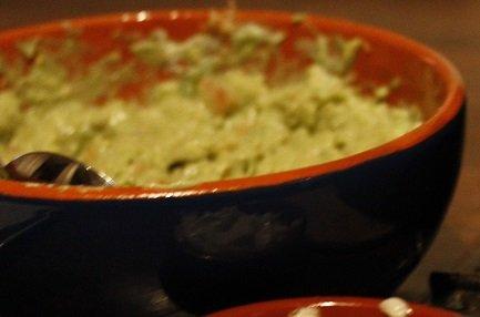 Verse guacamole