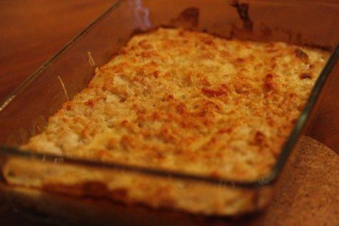 Mac and Cheese uit de oven