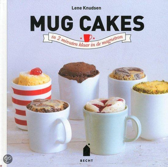 kookboek Mugcakes