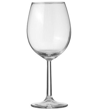 Sint cadeau voor onder 5 Euro Rode wijn glazen
