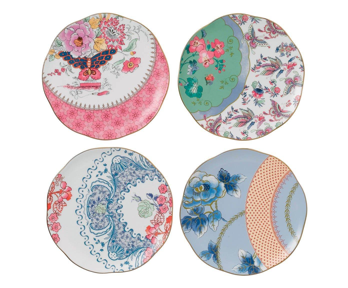 Stijl je keuken gekleurde borden Foodblog Foodinista