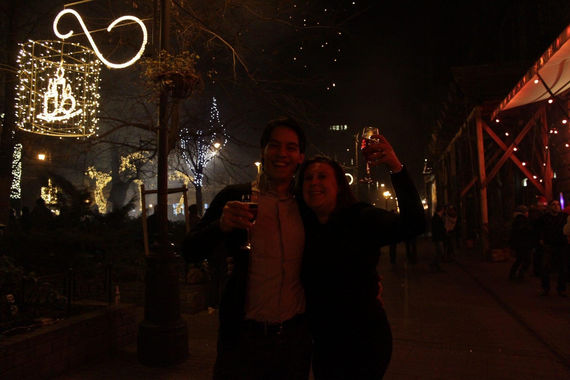 Oudejaarsavond feest tips Boedapest
