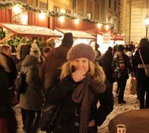 Favoriete kerstmarkten kerstmarkt stockholm