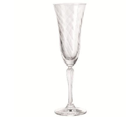 Leonardo Champagneglas actie
