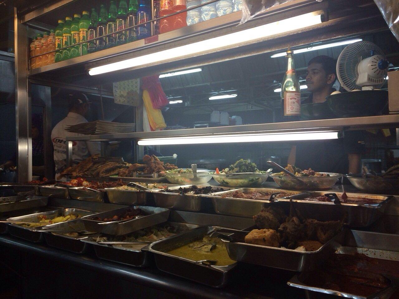Lekker eten in Kuala Lumpur