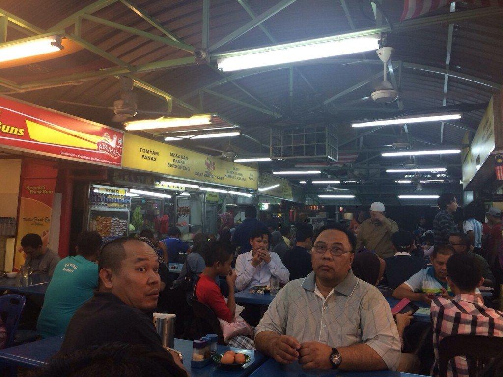 Lekker eten in Kuala lumpur foodtravel