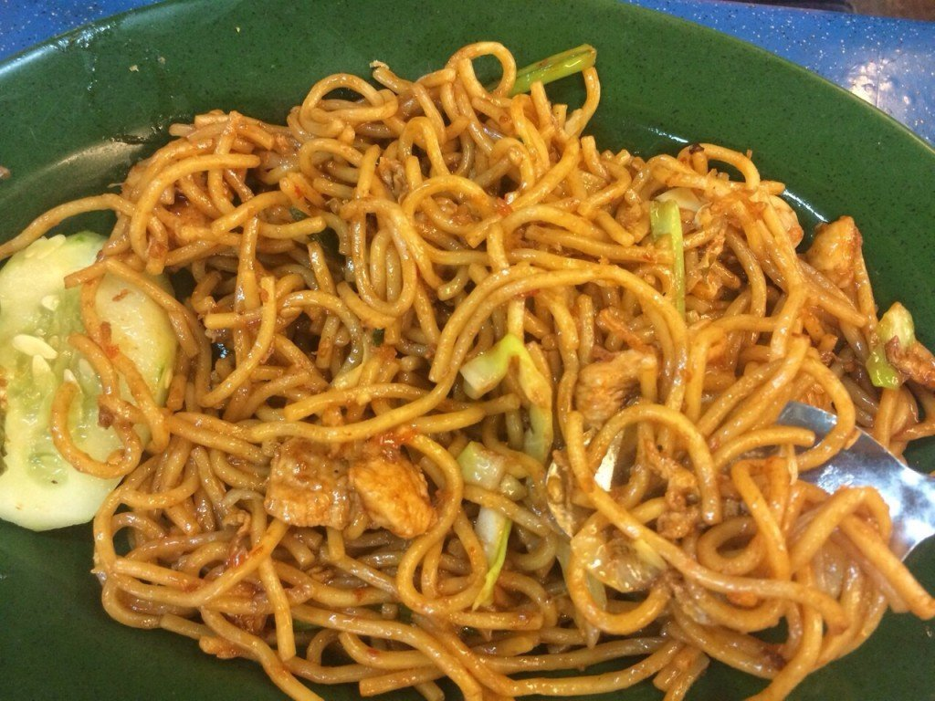 Noodle Goreng in Kuala Lumpur