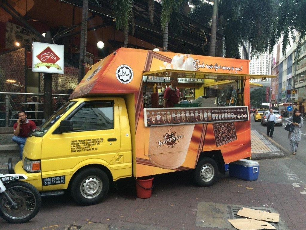 Foodtour in Kuala Lumpur