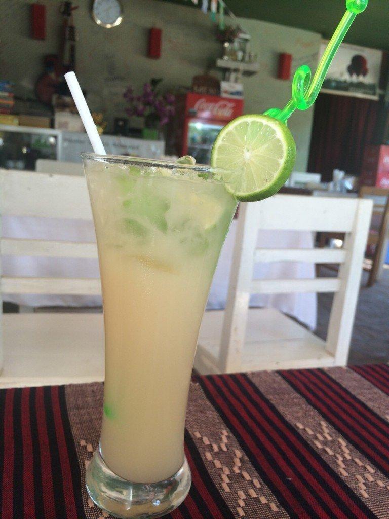 Lekker eten in myanmar