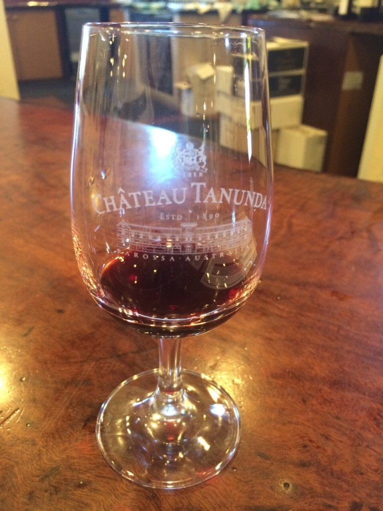Wijnproeven Australië