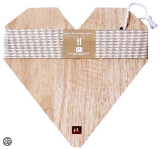 Keuken musthaves voor Valentijn snijplank