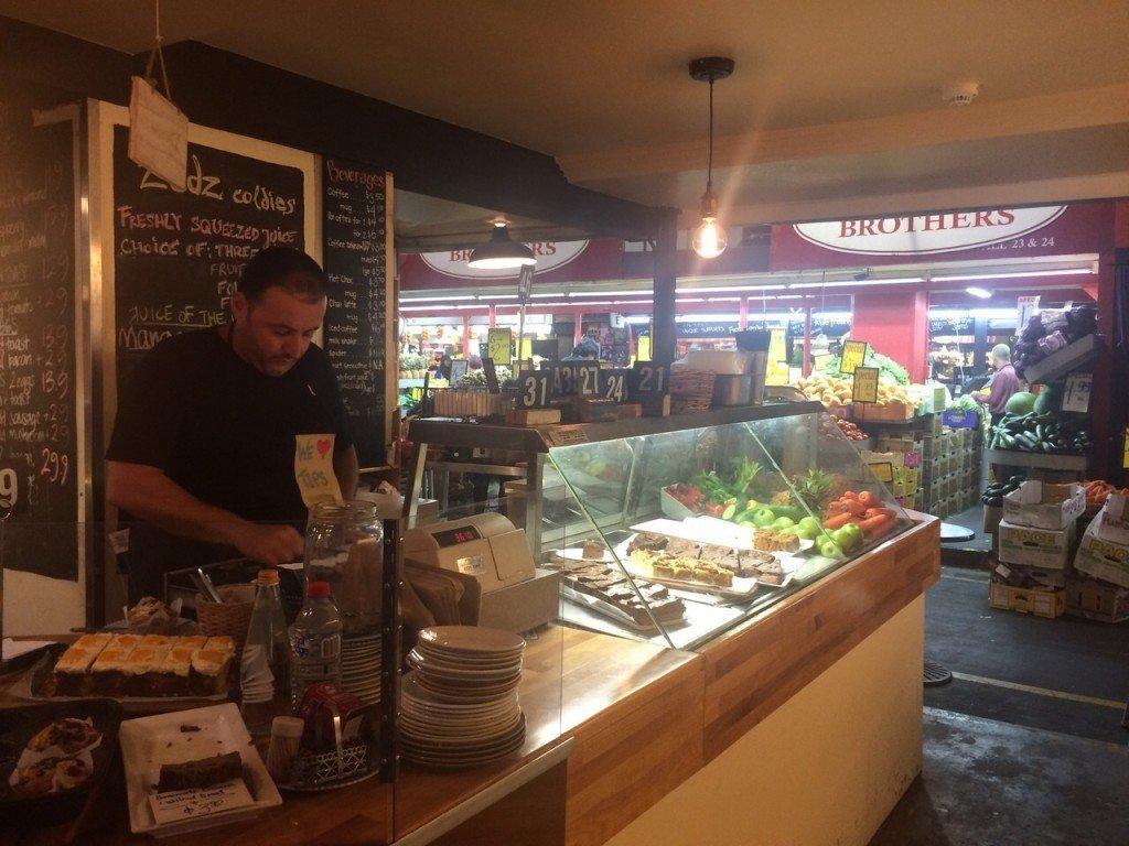 Markthal Adelaide