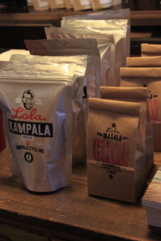 Koffie voor thuis van Lola Coffee & Bikes