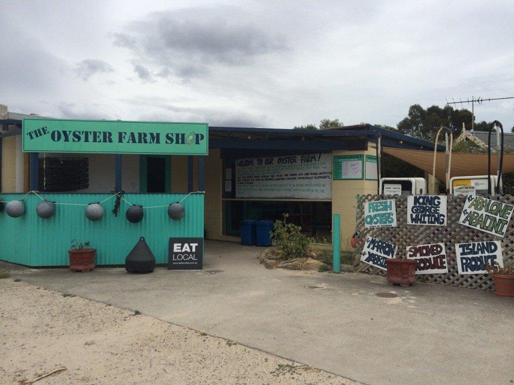Oyster Farm Kangaroo Island