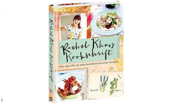 Rachel Khoo nieuw kookboek