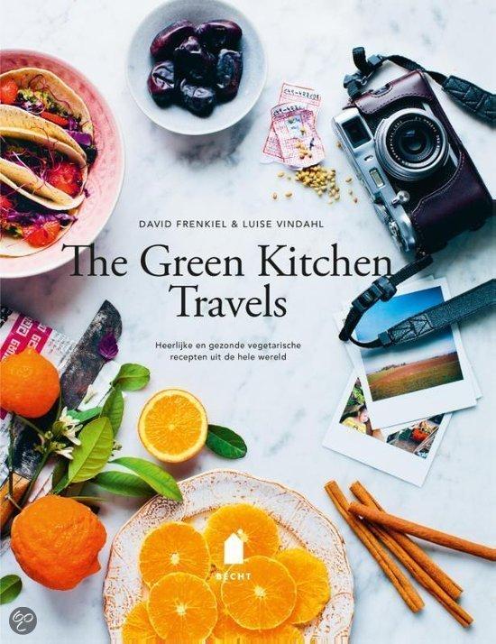 Kookboeken The Green Kitchen Travels