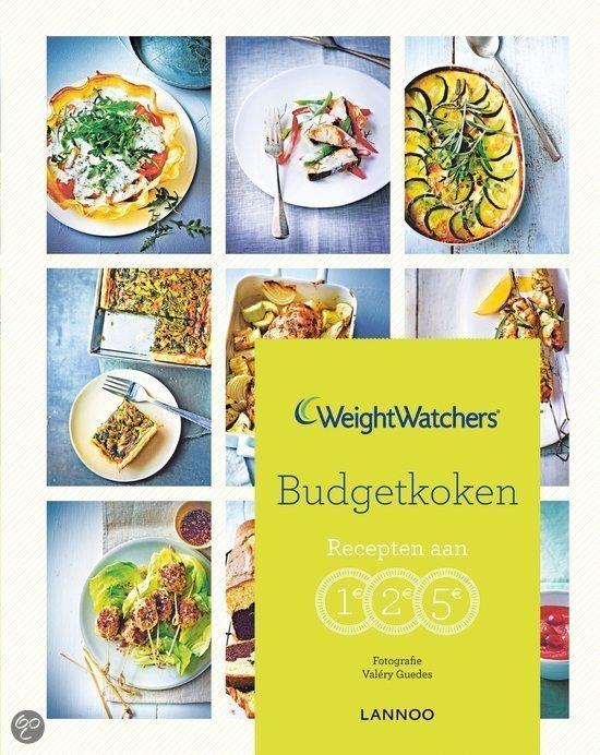 Favoriete kookboeken maart weight watchers budgetkoken