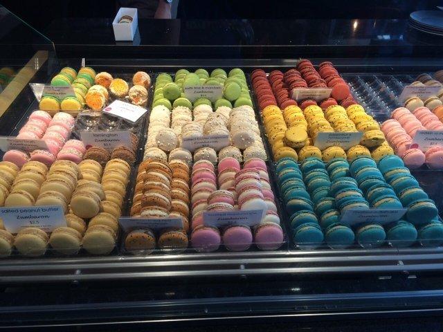 Macarons van Adriano Zumbo in Melbour Australië