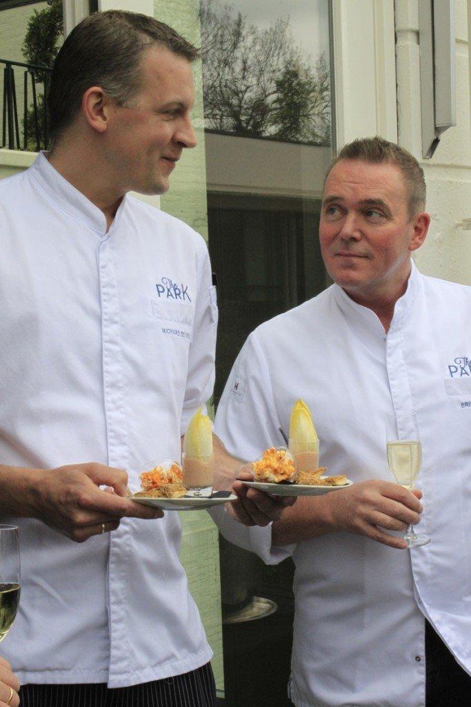 Erik van Loo en Richard de Vries