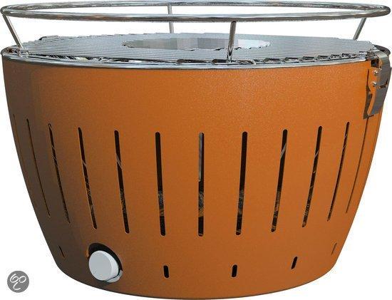 oranje tafelbarbecue