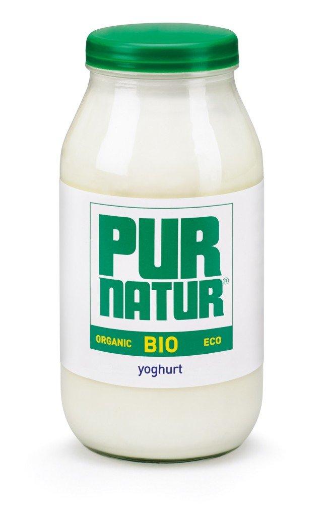 Pur natur bio yoghurt eetnieuws yoghurt, restaurant