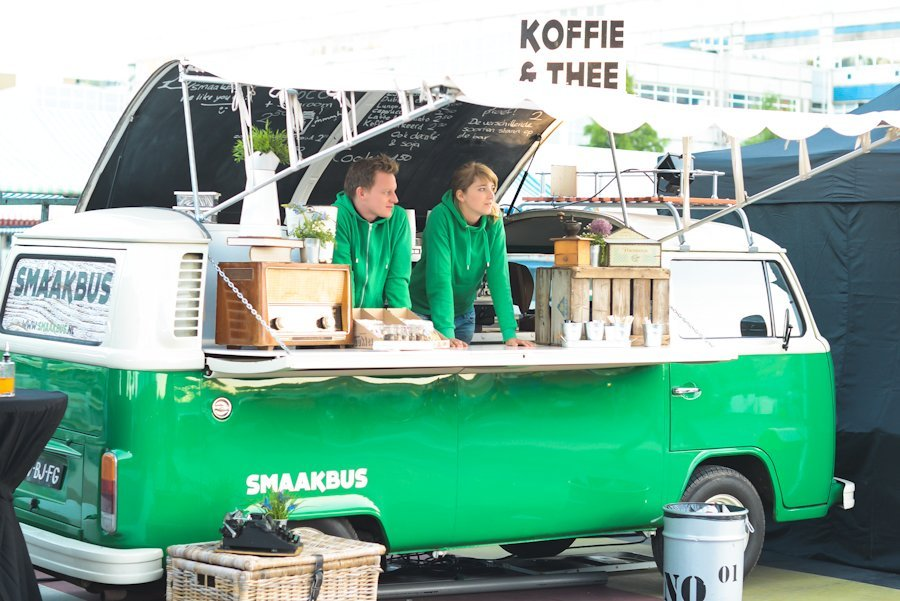 Food truck festivals agenda Swan Market