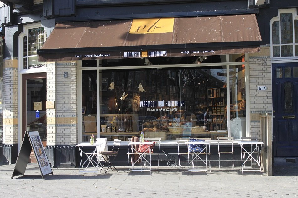 Hotspots Nieuwe Binnenweg in Rotterdam Het Vlaamsch Broodhuys