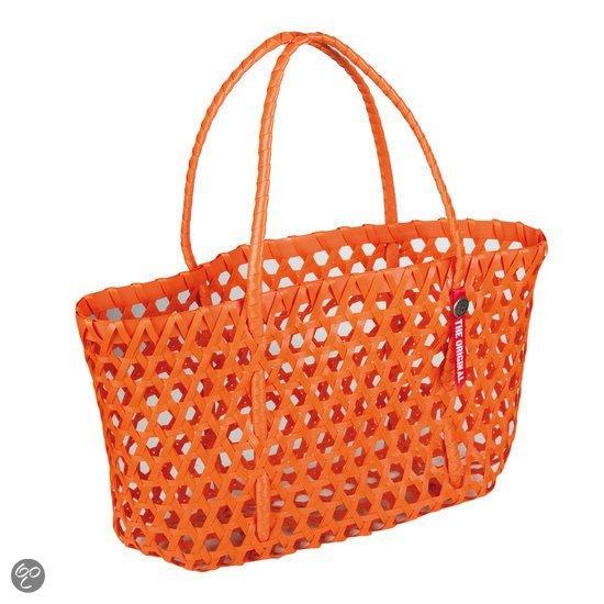 oranje tas shoptip