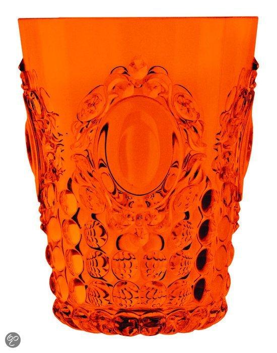 oranje waterglazen barok oranje musthaves koningsdag
