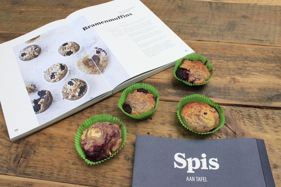 Bramenmuffins SPIS kookboek tip