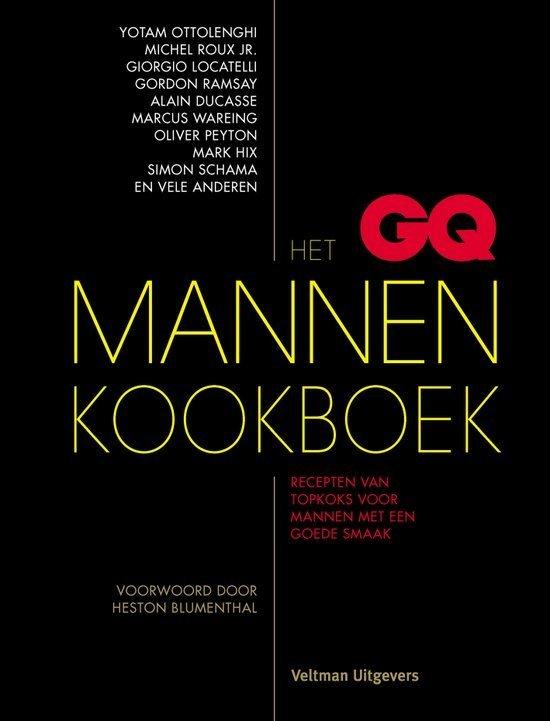 Favoriete kookboeken mei vaderdag tip GQ Kookboek