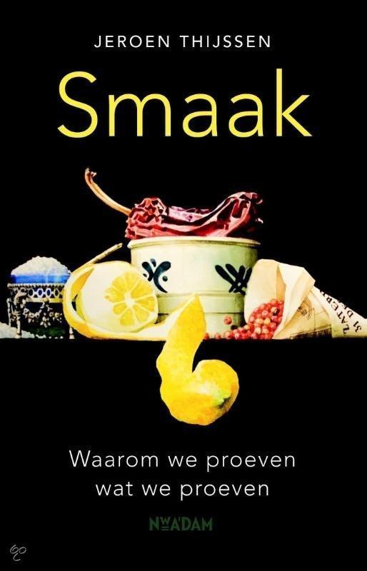 Kookboek favorieten mei Smaak Jeroen