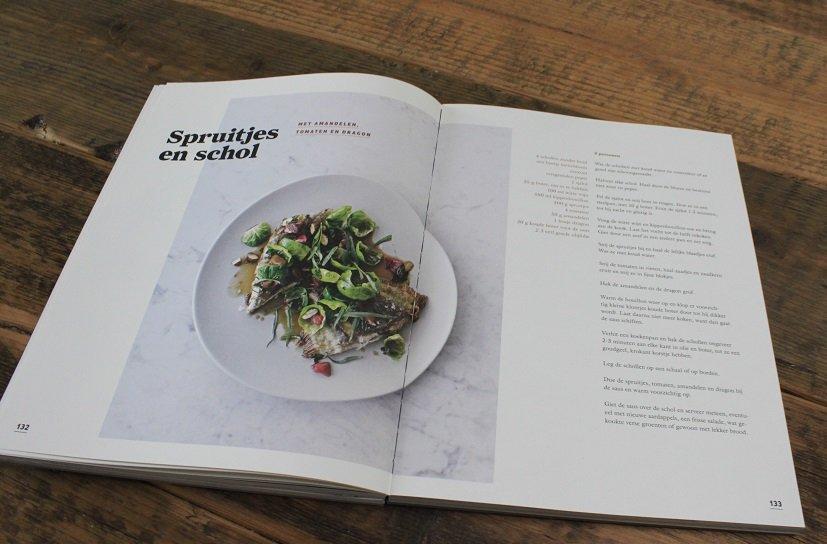 Recept in kookboek SPIS Mikkel Karstad foodblog foodinista