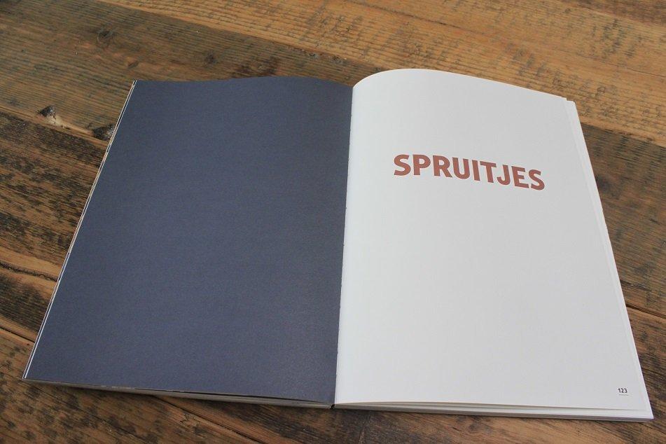 Spruitjes van kookboek SPIS indeling foodblog ervaring