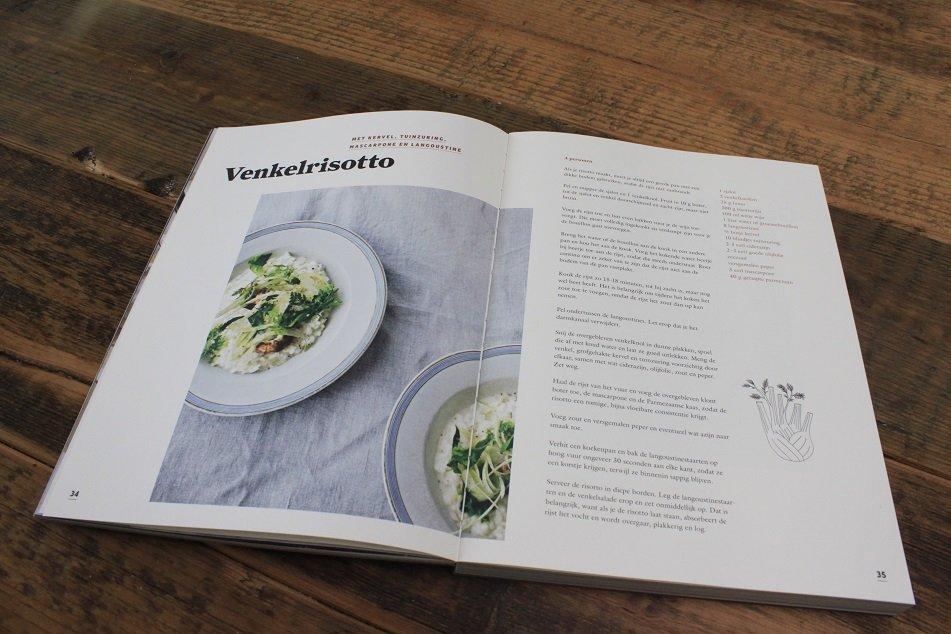 Venkelrisotto recept kookboek SPIS