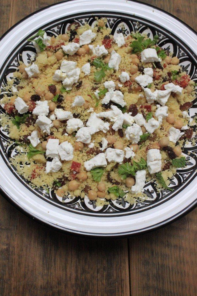 Couscous salade van foodblog Foodinista