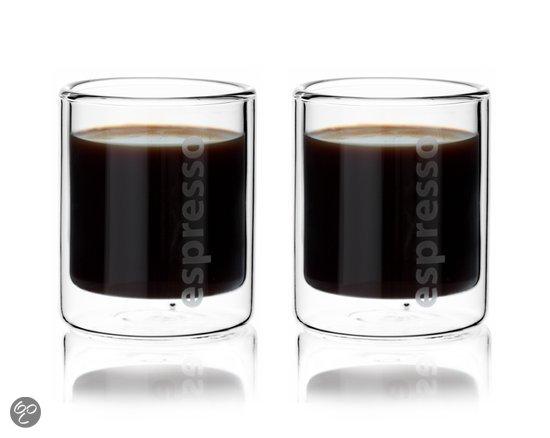 Favoriete Vaderdag cadeautjes Espresso glaasjes