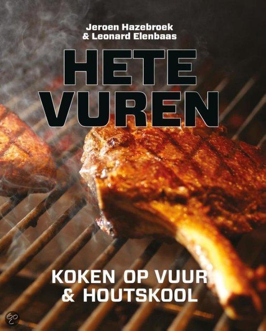 Zomer kookboek Hete vuren