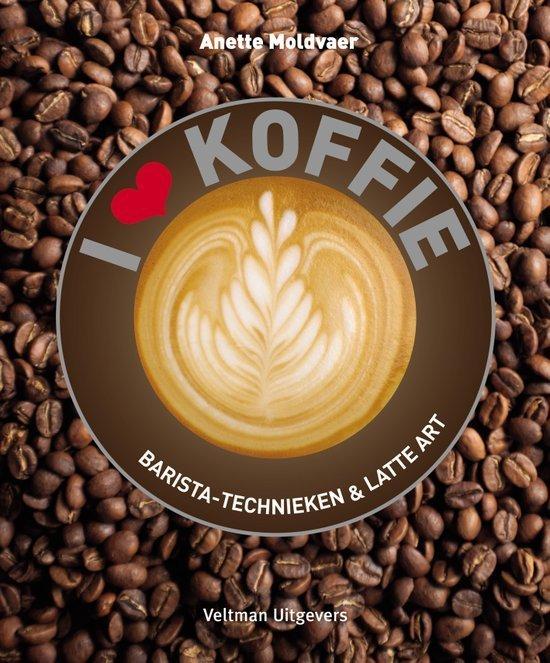 Koffie kookboek I love koffie foodblog foodinista tip