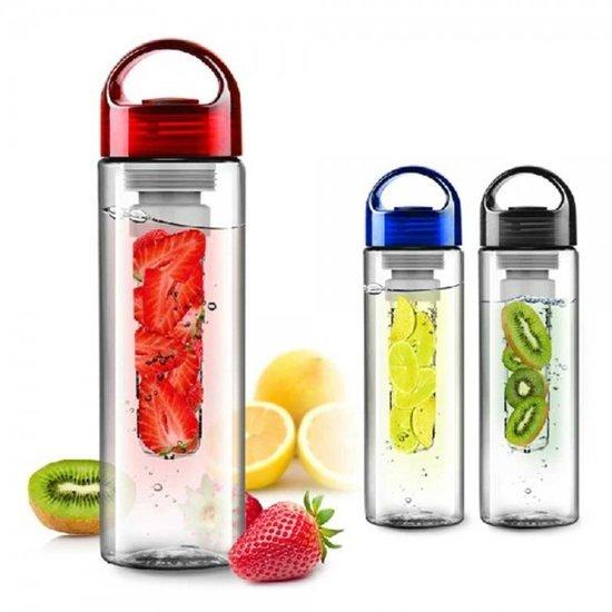 Meer water drinken met infused water flessen foodinista foodblog tips