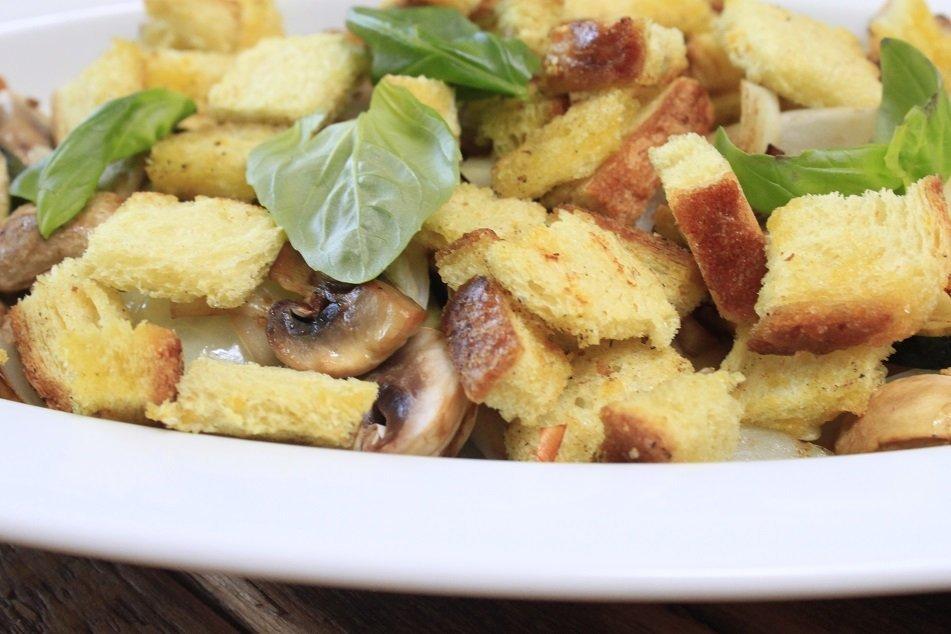 Groene groente salade Italiaans foodblog Foodinista recept