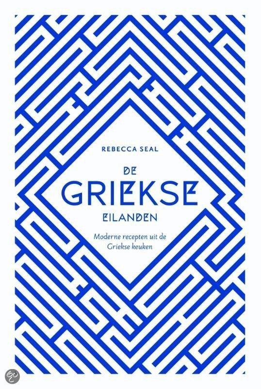 Vakantiesfeer kookboeken Griekse Eilanden Griekse recepten