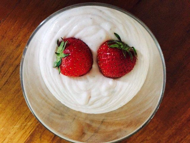 Snel aardbeientoetje foodblog Foodinista recept