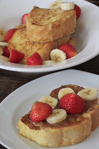 Wentelteefjes van pide ontbijt recept